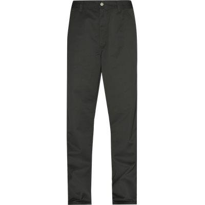 Simple Pant Straight fit   Simple Pant   Svart
